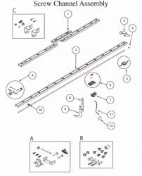 genie garage door opener partsGenie Compatible Garage Door Opener Parts  TriloG Repair Parts