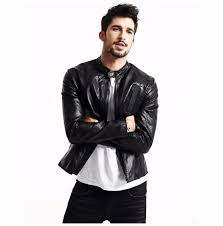 2018 new spring winter pu leather jacket men overcoats fashion casual coats brand clothing men clothing tictail