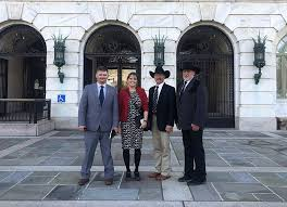 Montana Farm Bureau members meet with agencies, Congressmen during Fly-In |  TSLN.com