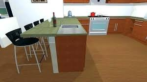 granite countertop overhang support bracket depth and bar counter brackets kitch overhang support supports posts how far can granite without countertop