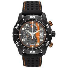 citizen ecodrive men s primo black and orange watch watches from citizen ecodrive men s primo black and orange watch