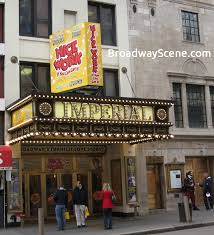 Imperial Theatre Nice Work 3 D Broadway Seating Chart Info