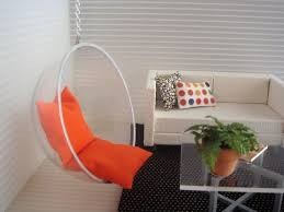 how to make doll furniture. Delighful Make Mini Doll Furnituremaybe Make Swinging Chair Out Of Half A Prize Machine  Bubble Throughout How To Make Doll Furniture L