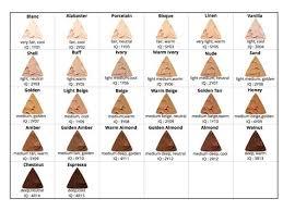 Sephora Color Iq Chart 2y09 Hair Makeup Makeup Beauty