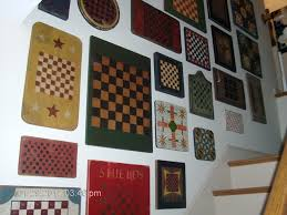Antique Wooden Game Boards 100 Best Gameboards Images On Pinterest Prim Decor Primitive 88