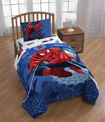 Amazon.com: Marvel Spiderman Astonish Twin/Full Reversible Comforter: Home  & Kitchen