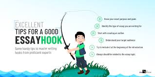 how to write a catchy hook in an essay