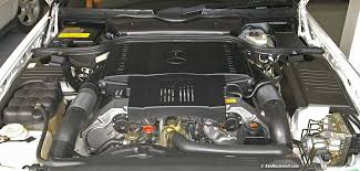 mercedes sl mercedes sl500 engine