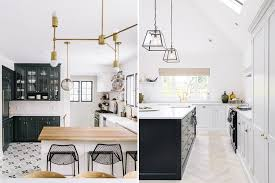 Traditional contemporary kitchens Dark Island Rock My Style Kitchen Makeover Inspiration traditional Meets Contemporary