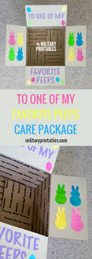 easter care package spring candy ps i care packages care packages college care