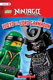 Lloyd vs. Lord Garmadon (LEGO NINJAGO: Scholastic Reader, Level 2) eBook by  Kate Howard - 9781338290974