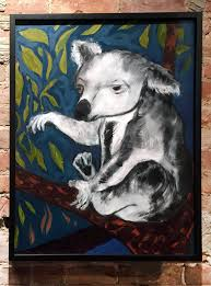 Polly Little - Fiesty Koala at 1stDibs