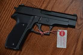 My Newest Oldest Sig 1989 West German P226 Guns