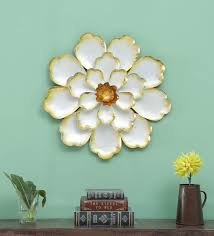 wrought iron decorative flower in