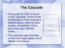 cascade style sheet three styles of cascading style sheets term paper writing service
