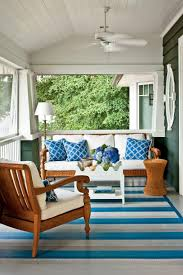 coastal style living room furniture. Classic Nautical Porch Coastal Style Living Room Furniture A