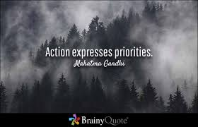 Image result for priority quotes