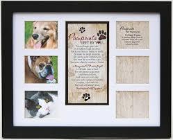 pet memorial collage frame