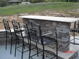 outdoor bar stone patio bar61 bar