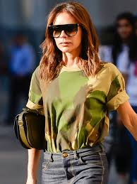 Victoria Beckham Wore A New Type Of Skinny Jeans Who What Wear