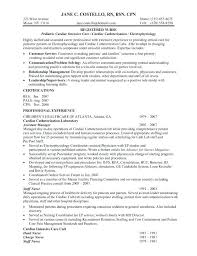 Examples Of Registered Nurse Resumes Awesome Registered Nurse Resume Sample Tyneandweartravel