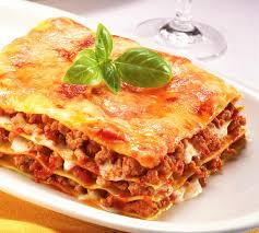 Risultati immagini per •Lasagne al forno