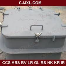 Aluminum Weathertight Pressure Boat Hatch Cover Marine