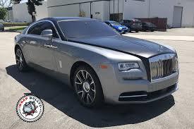 Rolls Royce Wrapped In Custom Two Tone Wrap Bullys