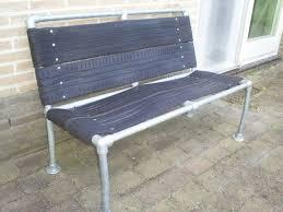 steel pipe furniture. bench keeklamp steel pipe furniture c