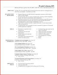 Lvn Resumes Unbelievable Design Lpn Resume Sample 24 Objective For Lvn Home 10