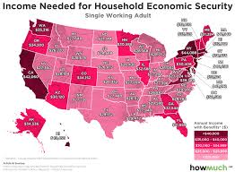 This Is Exactly How Much Families Must Earn In Each State To
