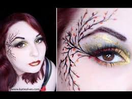fall fairy makeup tutorial