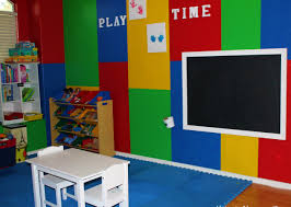 Decorations:Fascinating Bedroom Schemes Of Painting Idea For Kids Room  Showing Colorful Wall Paint Colorful