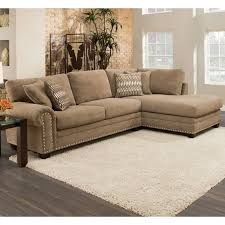 lazaro 2 pc sectional furniture and