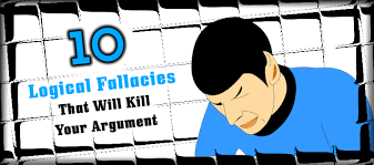 logical fallacies that will kill your argument essay writing