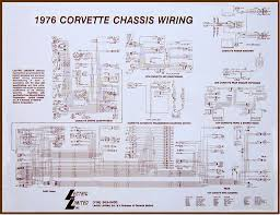 1976 diagram electrical wiring davies corvette parts accessories corvette diagram electrical wiring