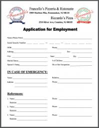 delivery drivers waitress pizza makers waitress application