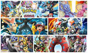 Pokemon All Movies Hindi Dubbed Download In 720P [360p, 480p, 720p HD,  1080p FHD]