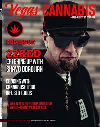 August 2020 - Issue 69 - Vegas Cannabis Magazine - Vegas Cannabis Magazine