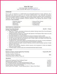 Military To Civilian Resume Bio Letter Format