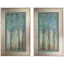 framed wall art sets of 2
