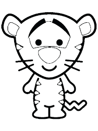 Disney Coloring Pages Easy Coloring Drawings Custom Cute Coloring