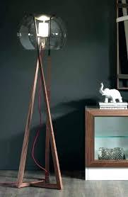 contemporary floor lighting. Perfect Floor Large Wooden Floor Lamp Contemporary Lighting Icicle Modern  Lb  For Contemporary Floor Lighting