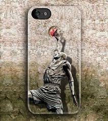 lebron dunking apple logo case. frozen carbonite michael jordan statue holding an apple iphone 4 iphone ipod touch cover case diy wrapper lebron dunking logo u