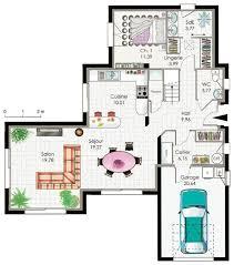 Charming Plan Maison Moderne 3d De Newsindo Co D Une Grande Le Monde L A