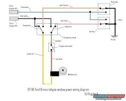 bronco wiring diagram images bronco forum ii wiring diagrams 8796 ford bronco tailgate wiring diagramjpg hits 813 posted on