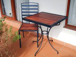 teak bistro table and chairs. Square Bistro Table With Slatted Teak Top \u0026 LL Chair And Chairs