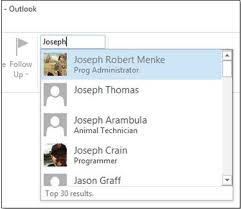 Find Phone Numbers And Addresses In Outlook Admin It