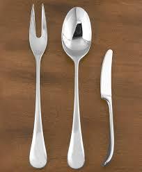 amazoncom  dansk torun stainlesssteel dinner fork flatware sets