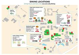 Unc Vending Machine Locations Delectable Dining Map Auxiliary Services UNC Charlotte